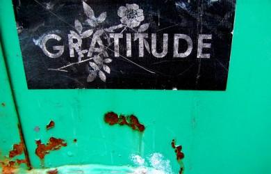 Gratitude & Rust