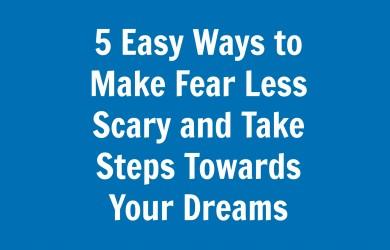 fear, scary, overcome fear, fight or flight