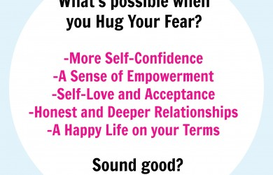 hug your fear benefits