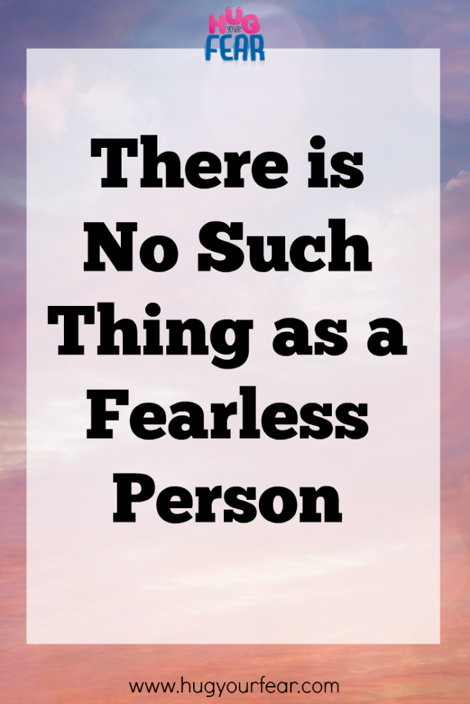 FearlessPersonPin