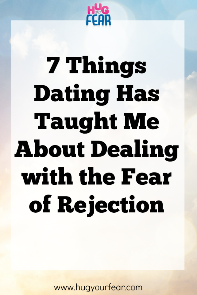 dealing with rejection online dating I think the single most difficult aspect of turning around ones married sex life is dealing with rejection we were friends before we started dating.