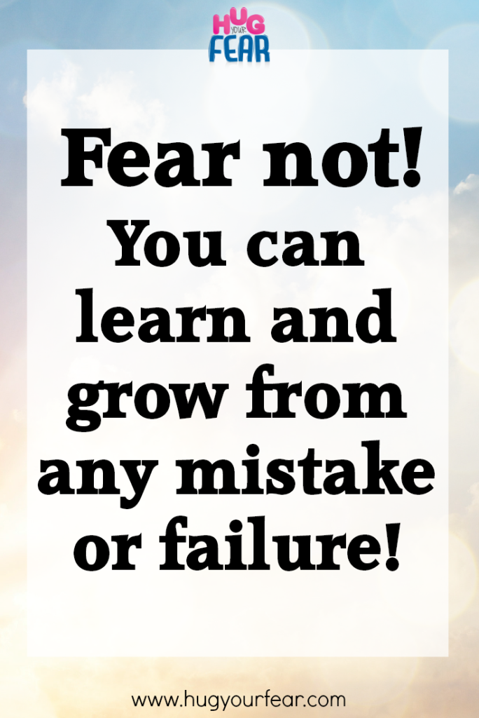 FearNotLearnGrow